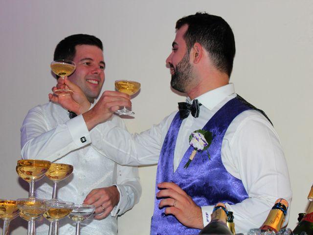 Le mariage de Mickael et Matthieu à Lansargues, Hérault 45