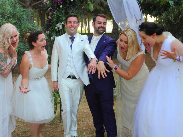 Le mariage de Mickael et Matthieu à Lansargues, Hérault 60