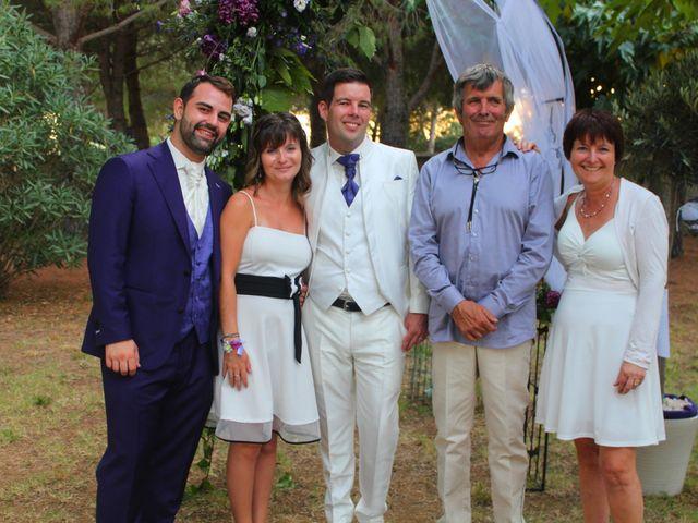 Le mariage de Mickael et Matthieu à Lansargues, Hérault 61
