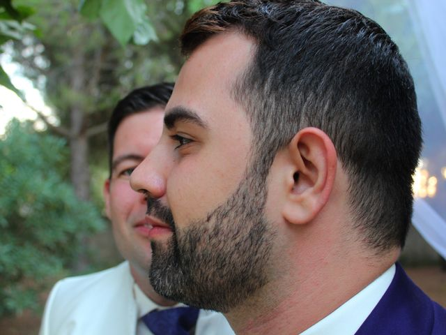 Le mariage de Mickael et Matthieu à Lansargues, Hérault 63