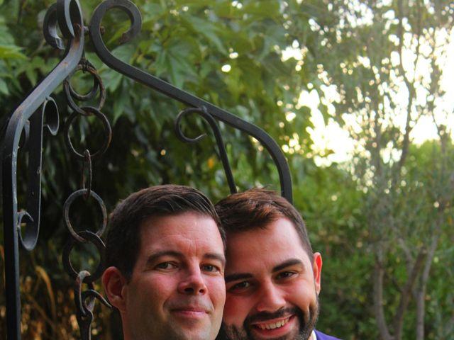 Le mariage de Mickael et Matthieu à Lansargues, Hérault 1
