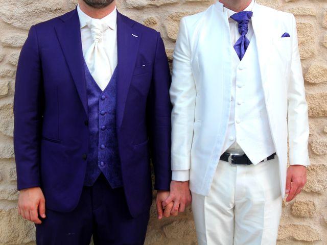Le mariage de Mickael et Matthieu à Lansargues, Hérault 64