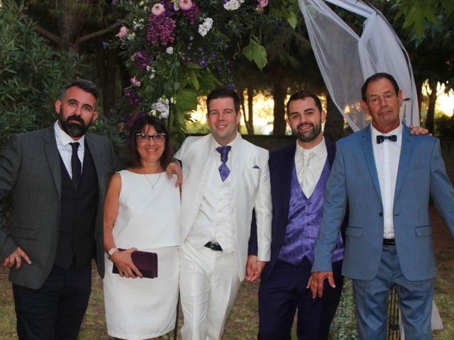 Le mariage de Mickael et Matthieu à Lansargues, Hérault 66