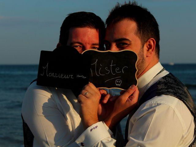 Le mariage de Mickael et Matthieu à Lansargues, Hérault 68