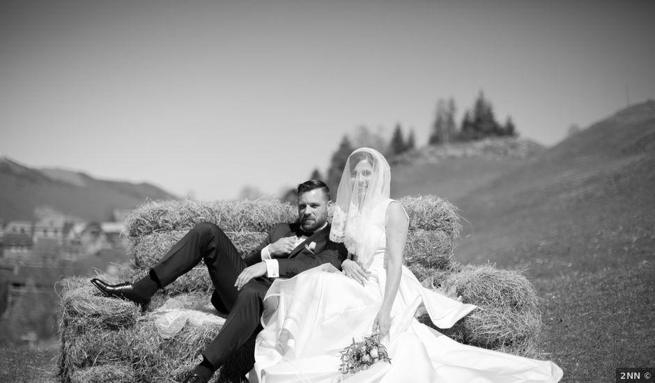 Le mariage de Lorin et Laetitia à Artigues, Ariège