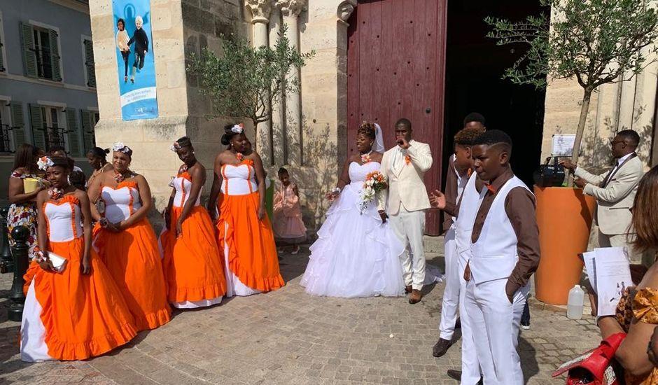 Le mariage de Sébastien  et Jessika à Saintry-sur-Seine, Essonne