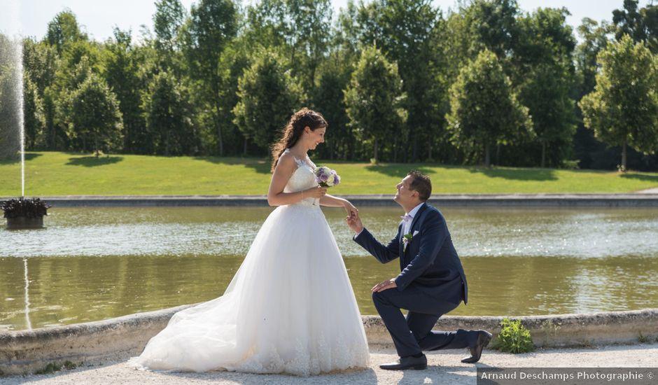 Le mariage de Arthur et Precylia à Roissy-en-Brie, Seine-et-Marne