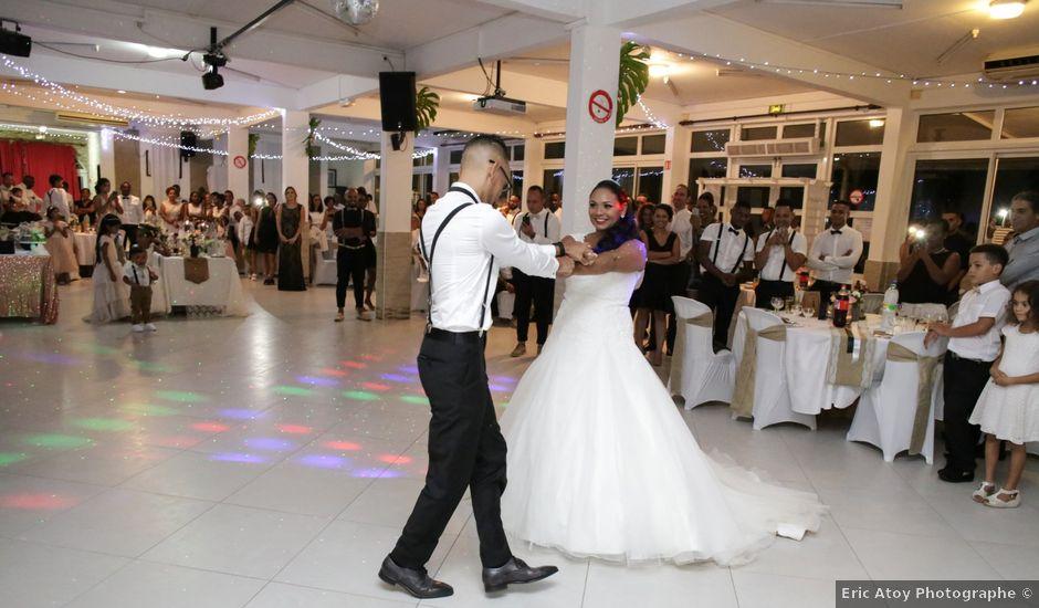 Le mariage de Franck et Cloé à Saint-Louis, La Réunion