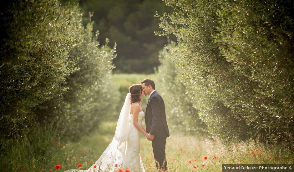 Le mariage de Christophe et Sophie à Aix-en-Provence, Bouches-du-Rhône