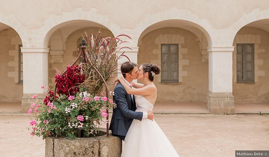Le mariage de Anthony et Audrey à Vallet, Loire Atlantique