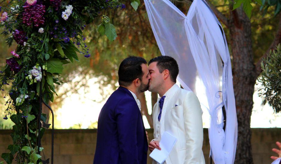 Le mariage de Mickael et Matthieu à Lansargues, Hérault