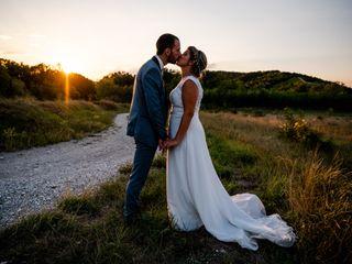 Le mariage de Justine et Joris