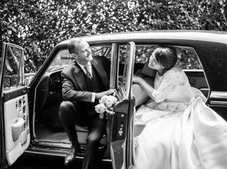 Le mariage de Camille et Bertrand