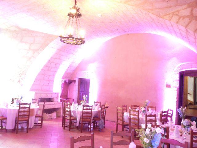 Le mariage de Laurent et Lucile à Neuvic, Dordogne 5