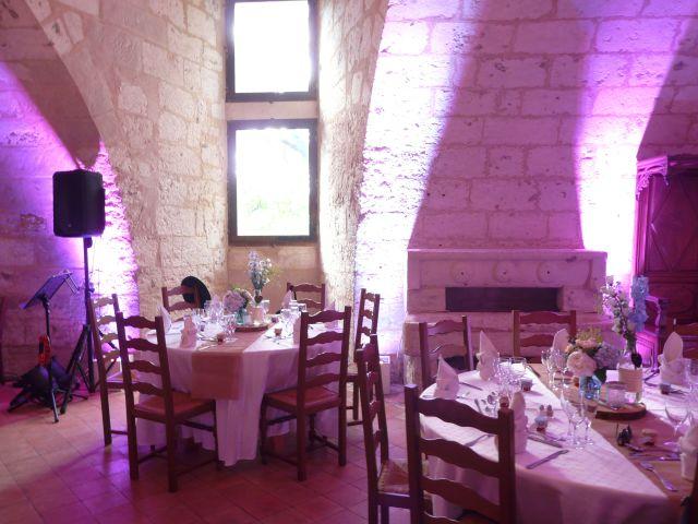 Le mariage de Laurent et Lucile à Neuvic, Dordogne 6