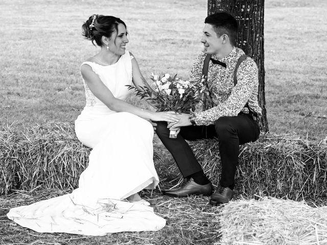 Le mariage de Loren et Elie