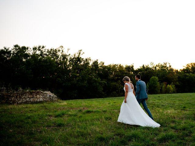Le mariage de Joris et Justine à Allex, Drôme 12