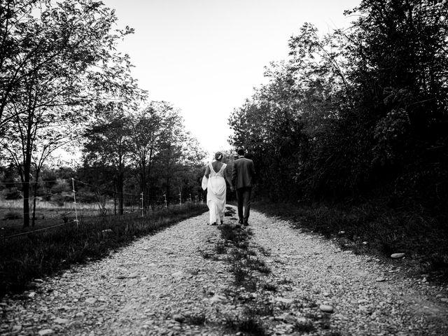 Le mariage de Joris et Justine à Allex, Drôme 19
