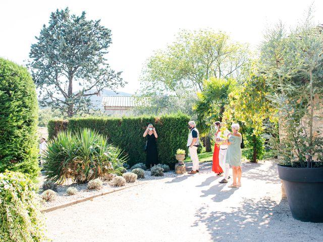 Le mariage de Joris et Justine à Allex, Drôme 22