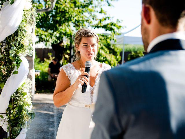Le mariage de Joris et Justine à Allex, Drôme 9