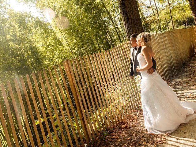 Le mariage de Pheap et Elodie à Annonay, Ardèche 3