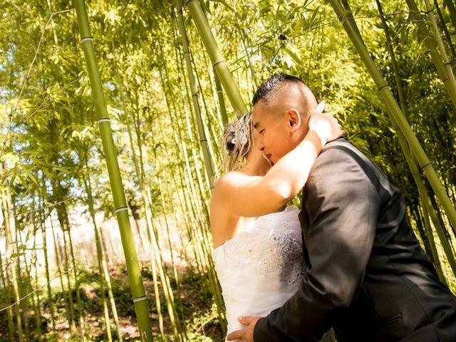 Le mariage de Pheap et Elodie à Annonay, Ardèche 4