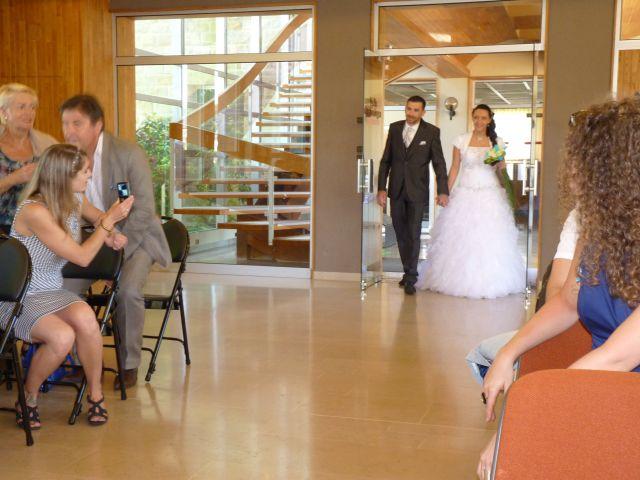 Le mariage de Céline et Julien à Ploudalmézeau, Finistère 4