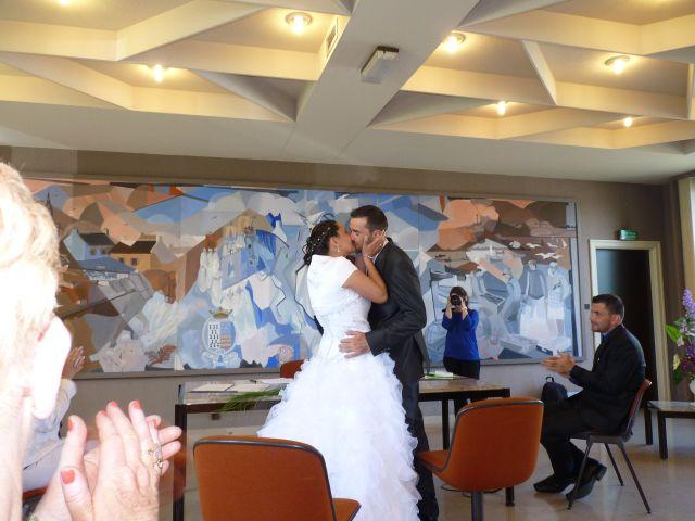 Le mariage de Céline et Julien à Ploudalmézeau, Finistère 5