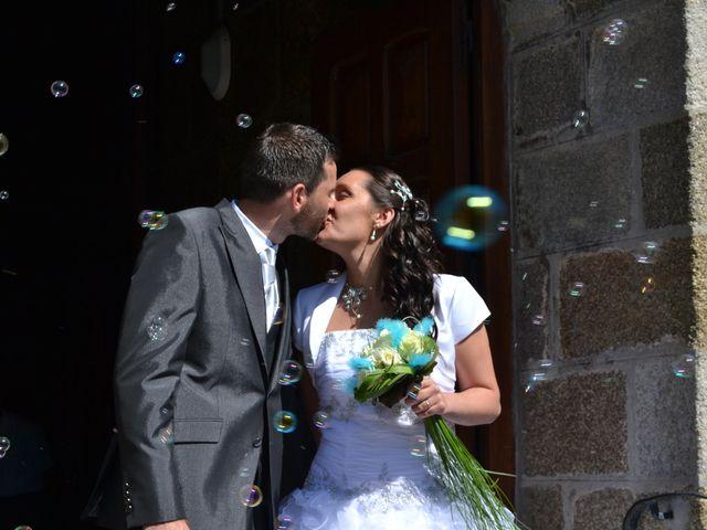 Le mariage de Céline et Julien à Ploudalmézeau, Finistère 1