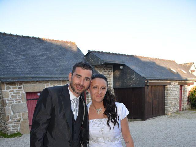 Le mariage de Céline et Julien à Ploudalmézeau, Finistère 2
