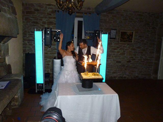 Le mariage de Céline et Julien à Ploudalmézeau, Finistère 8