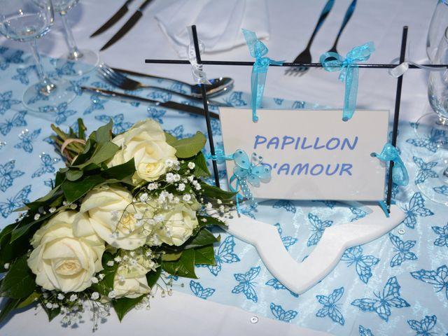 Le mariage de Céline et Julien à Ploudalmézeau, Finistère 12