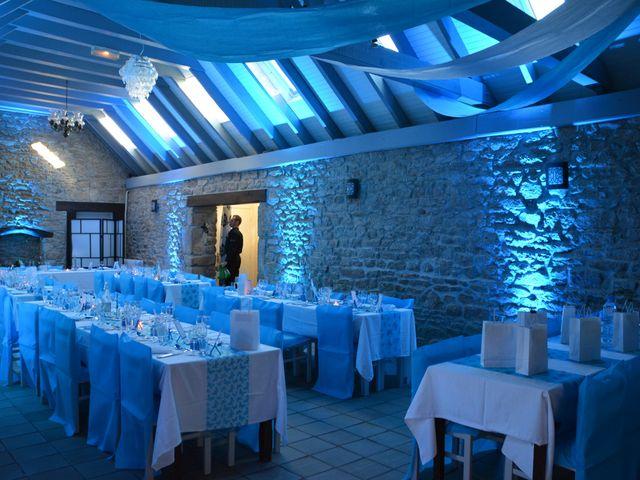 Le mariage de Céline et Julien à Ploudalmézeau, Finistère 15