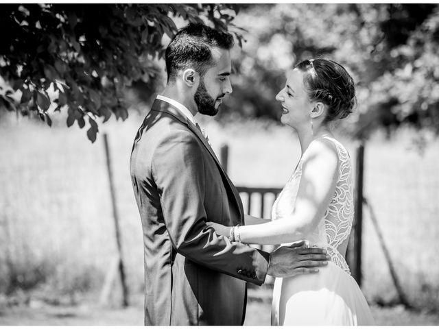 Le mariage de Nadia et Armand