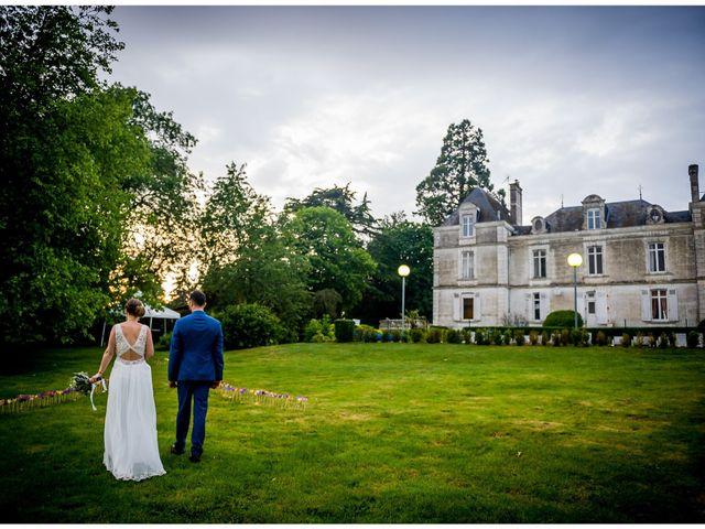 Le mariage de Armand et Nadia à Latillé, Vienne 27
