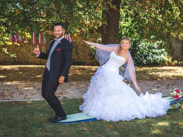 Le mariage de Sabrina et Michael