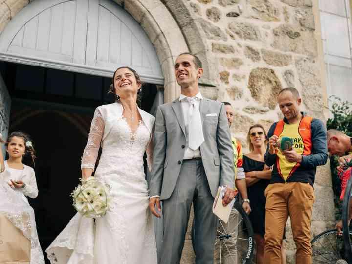 Le mariage de Marion et Henrique