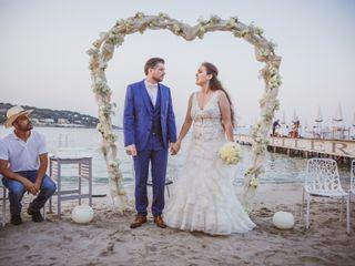 Le mariage de Audrey et Pierre Stéphane