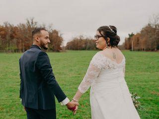 Le mariage de Samantha et Yanisse