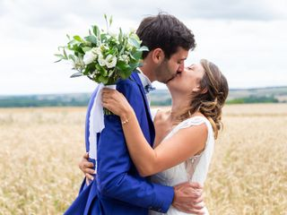 Le mariage de Méloë et Antoine