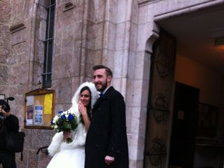 Le mariage de Laetitia et Benjamin