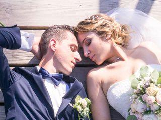 Le mariage de Samia et Romain 2