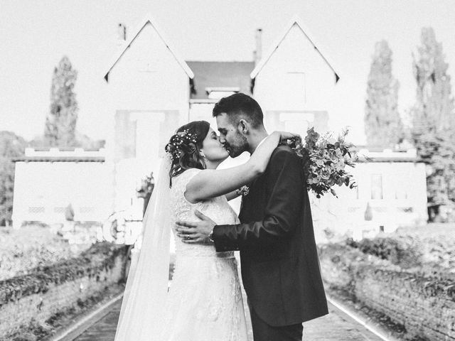 Le mariage de Manu et Anaïs à Quesmy, Oise 19