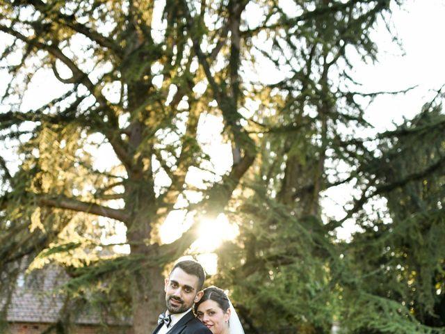 Le mariage de Manu et Anaïs à Quesmy, Oise 24
