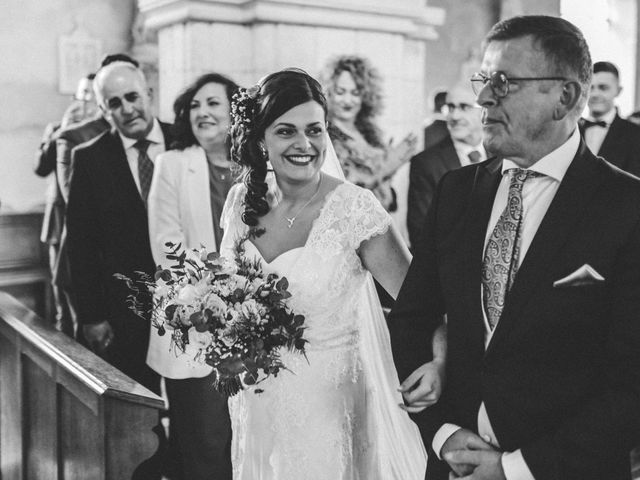 Le mariage de Manu et Anaïs à Quesmy, Oise 33