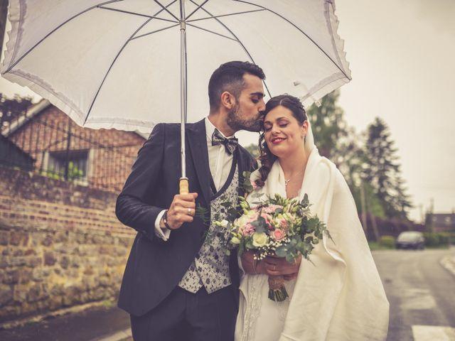Le mariage de Manu et Anaïs à Quesmy, Oise 39