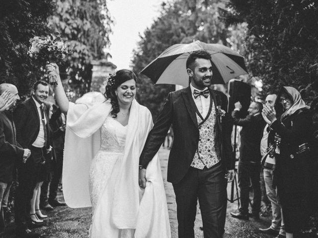Le mariage de Manu et Anaïs à Quesmy, Oise 40