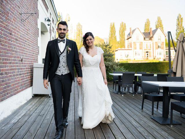 Le mariage de Manu et Anaïs à Quesmy, Oise 51