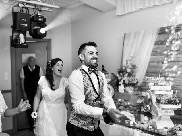 Le mariage de Manu et Anaïs à Quesmy, Oise 57