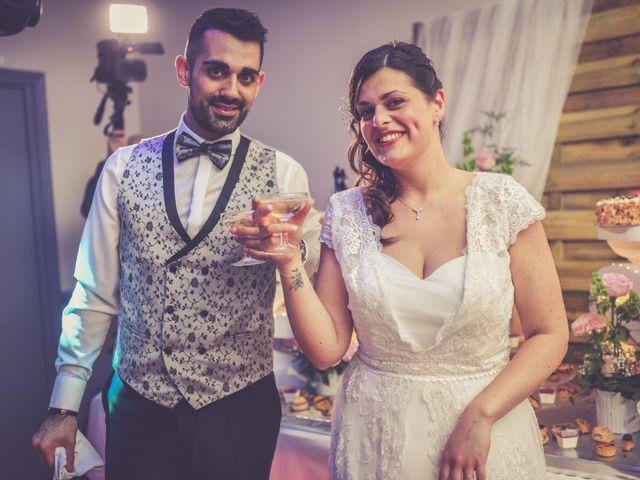 Le mariage de Manu et Anaïs à Quesmy, Oise 58